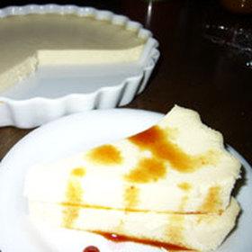 桃缶*豆乳*豆腐の甘~いヘルシー寒天