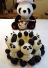 3Dシンクロパンダちゃんパン