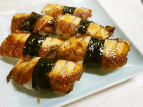 うなぎの握り寿司