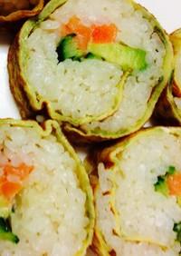 かわいい巻き寿司