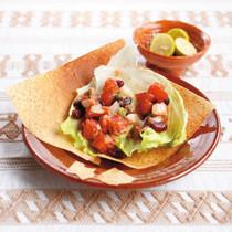 メキシコ風ビーンズサラダ
