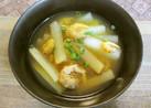 母の味☆大根と干し海老のお味噌汁