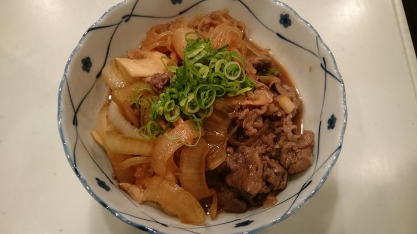 松茸のすき煮