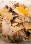 豚肉と大根のゆず味噌煮