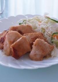 鶏肉のはちみつ味噌焼き