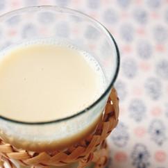 豆乳ラッシー