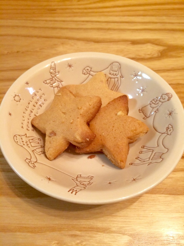 簡単! ピーナッツバタークッキー
