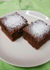 【HCM】しっとりバナナチョコケーキ