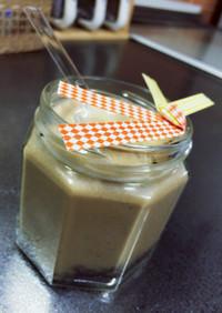 豆乳飲料 麦芽コーヒーで作るババロア♡