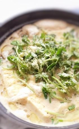 オリーブオイルで洋風に♪とろける豆乳豆腐
