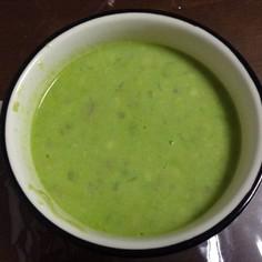 つぶつぶアボカドグリーンスープ