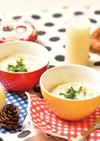〈12月〉豆乳クラムチャウダー