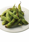 ガーリック焼き枝豆