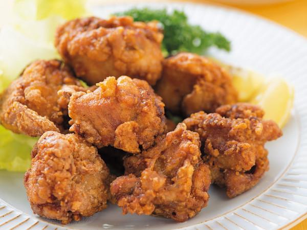 カリカリ鶏から揚げ