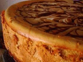 コーヒー好き必見レシピ第10段★カプチーノチーズケーキ