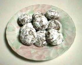 ☆チョコレートスノーボール☆