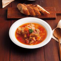 黄金比の野菜スープ