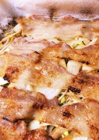 豚バラ薄切り【オーブン】【ガッツリ】