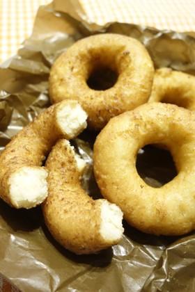 米粉の本格ドーナツ