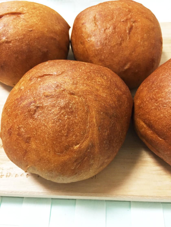糖質オフ 手ごねのふすまパン
