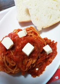 覚書 低カロリー トマトソース