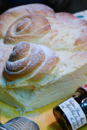 HBで♪パン屋のお菓子パン 作り方