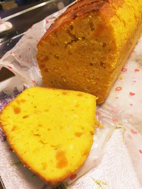 HM★超しっとりかぼちゃのパウンドケーキ