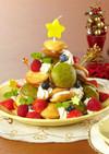 クリスマス★ウーピーパイのツリー
