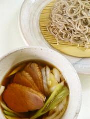 鴨汁蕎麦の写真