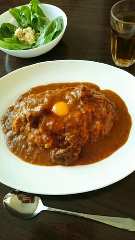 大阪インデアンカレー風 甘くて辛いカレー