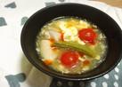 創味シャンタンdeサンラータン風スープ