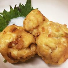豆腐肉団子(♡´艸`)みたいな