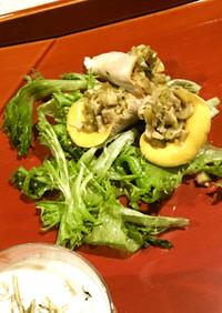 和美食 たもぎ茸のオシャレな簡単おつまみ