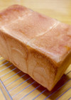 フランスパン用粉で♪さっくり♡食パン