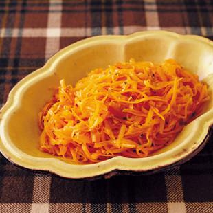にんじんのオレンジマリネ