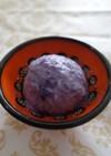 さつま芋の自家製アイス