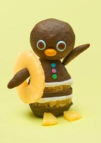 HBでペンギンのサンドイッチ