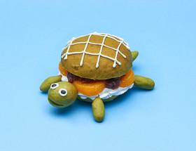 HBでかめの和風サンドイッチ