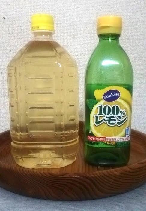〓果汁で簡単*スポドリの素(大量レシピ)