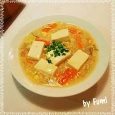 再現レシピ♪大戸屋野菜と豆腐のトロトロ煮