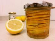 レモンの蜂蜜漬け!無添加!はちみつレモンの写真