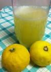 柚子や柑橘果汁の長期保存方法 ゆずかぼす