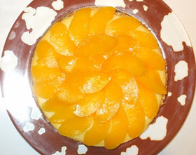 75%豆腐チーズタルト♪クリスマスケーキ