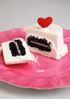 ミニチョコケーキ