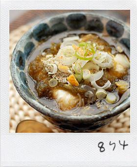 丸ごと食べてね♥居酒屋さんの簡単湯豆腐