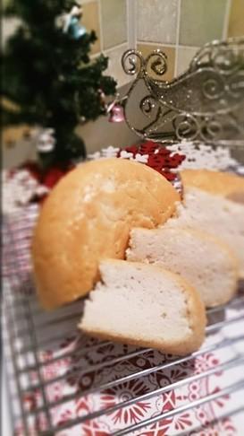 炊飯器de冷めてもふわふわ米粉パン