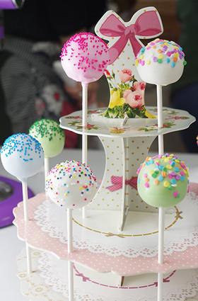 ケーキポップス(キャンディライター)