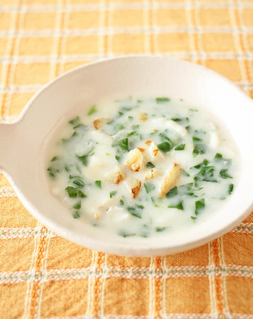 白身魚のミルク煮(9か月からの離乳食)