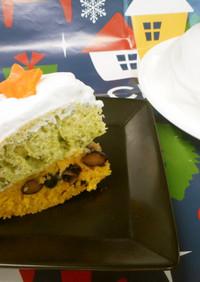 めっけもん♪キャロット&ポパイケーキ