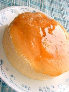 しっとり☆スフレチーズケーキ
